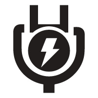 POWER SUPPLY Icon