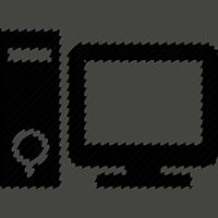 Desktop Workstations Icon