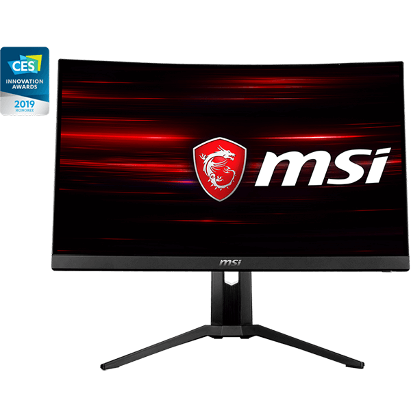 "MSI 27"" Optix MAG271CQR 1440P 144hz Curved Gaming Monitor-image"