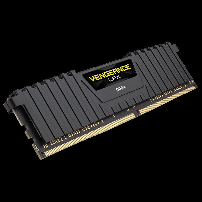 Corsair Vengeance® LPX 8GB DDR4 3200Mhz-image