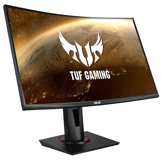 ASUS TUF Gaming VG27VQ Curved VA Gaming Monitor 165Hz 1080P Adaptive Sync-image