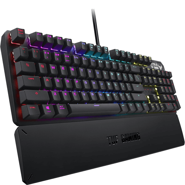 Asus TUF Gaming K3 RGB mechanical Gaming Keyboard-image
