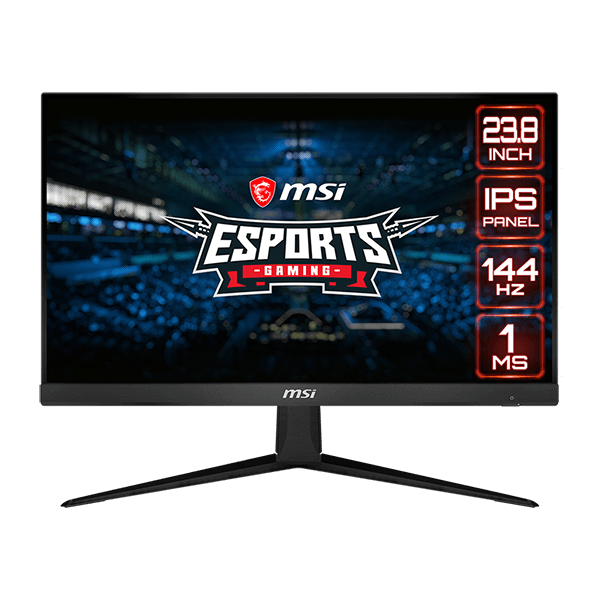 "MSI 24"" OPTIX G241 144Hz IPS GAMING Monitor-image"
