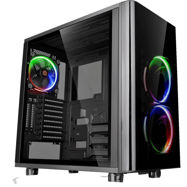 Thermaltake  View 31 Tempered Glass RGB Edition-image