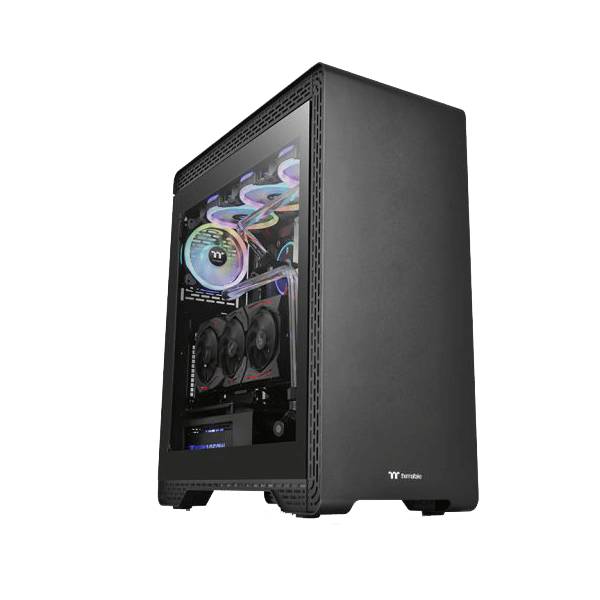 Thermaltake S500 Tempered Glass-image