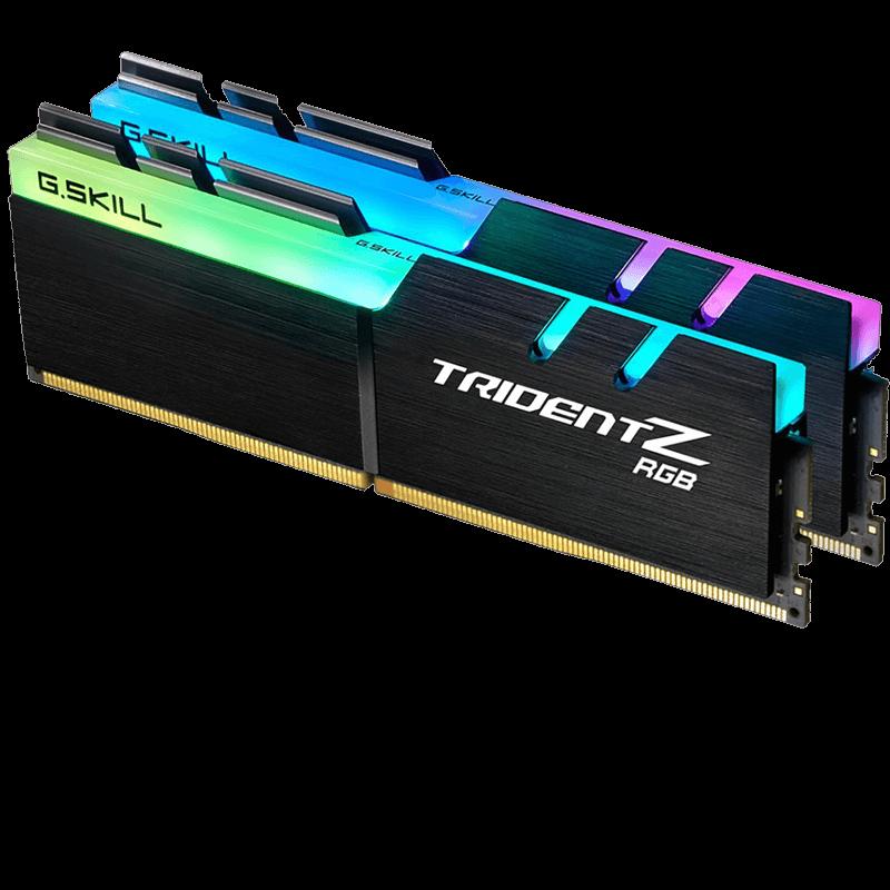 G.SKILL TridentZ RGB Series 32GB (2 x 16GB) 3600Mhz-image
