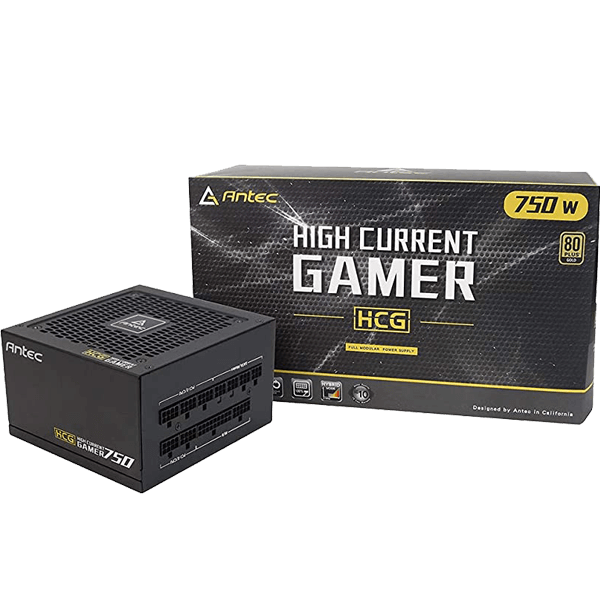 Antec High Current Gamer 750 750W 80+ GOLD Full Modular-image
