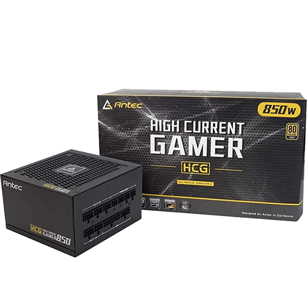 Antec High Current Gamer 850W 80+ GOLD Full Modular-image