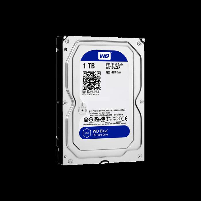 Western Digital CAVIAR Blue 7200rpm 1TB WD10EZEX-image