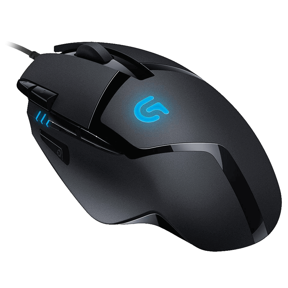 Logitech G402 Hyperion Fury FPS Gaming Mouse-image