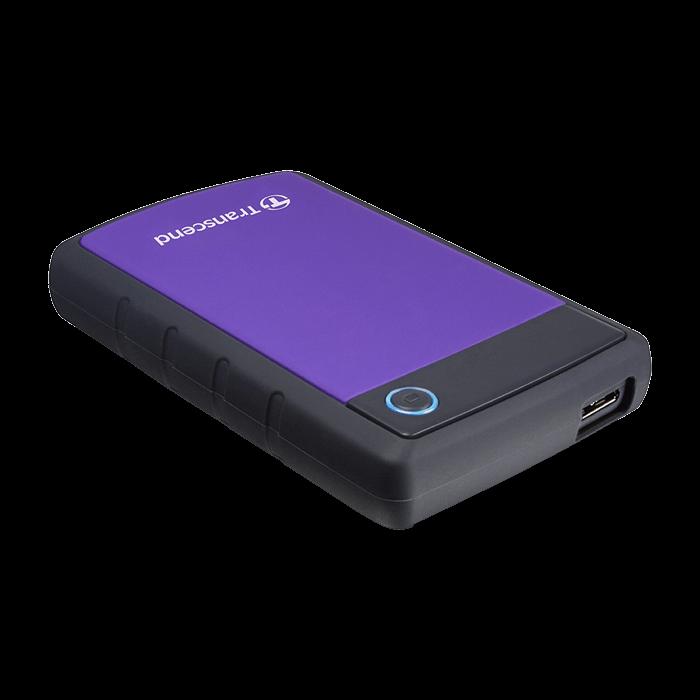 Transcend StoreJet 25H3 1TB USB 3.1 Gen 1-image