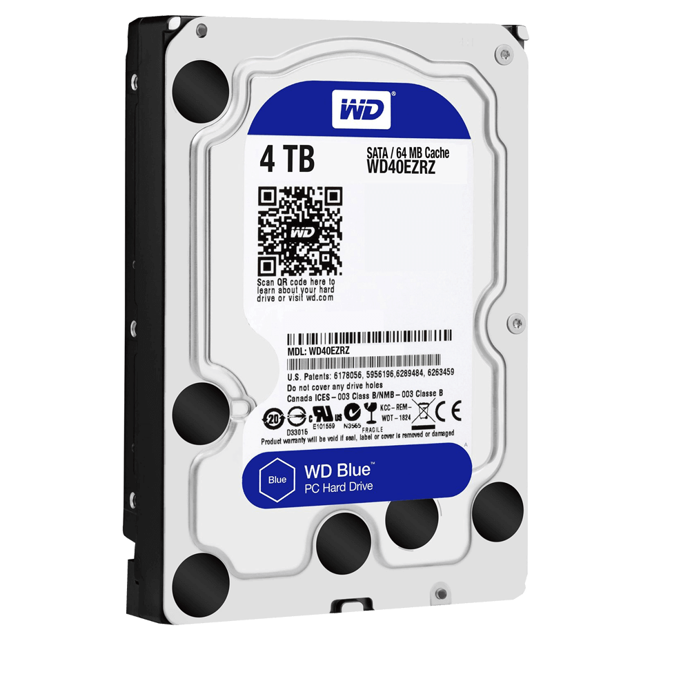 Western Digital Blue 4TB-image