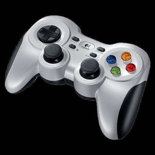 Logitech F710 Wireless Gamepad-image