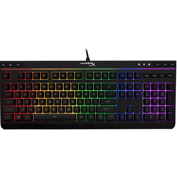HyperX Alloy Core RGB Membrane Gaming Keyboard-image