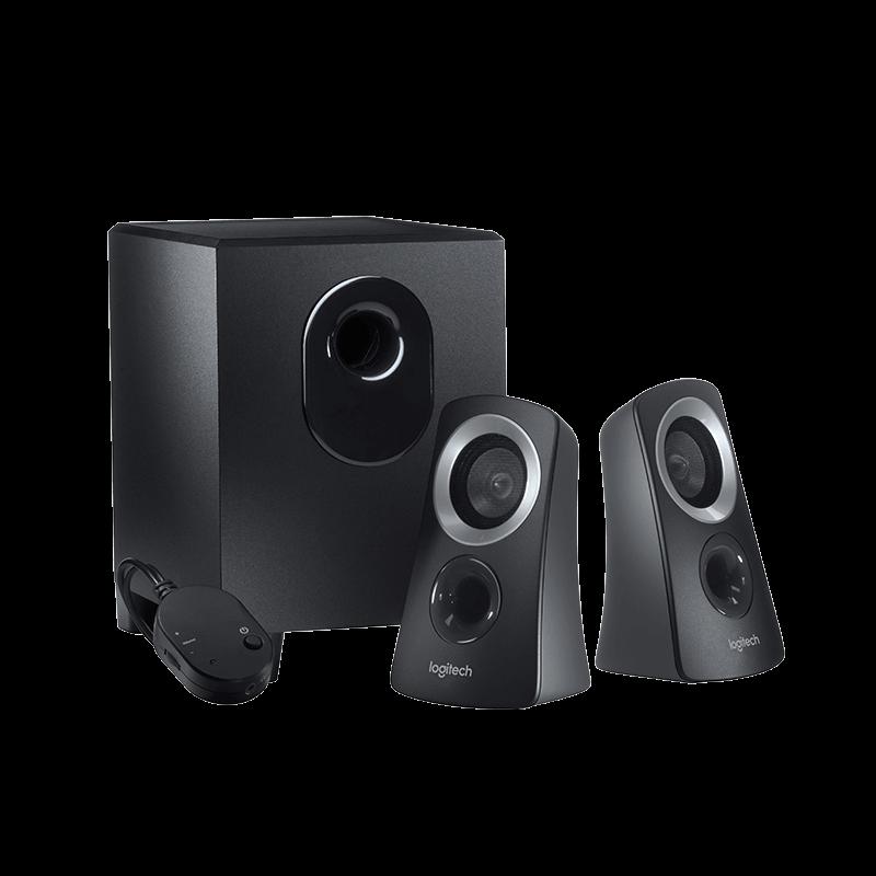 LOGITECH Z313 2.1 Speaker System-image