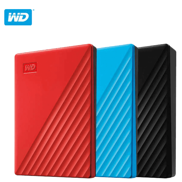 WD My Passport 4TB USB 3.2 GEN 1-image