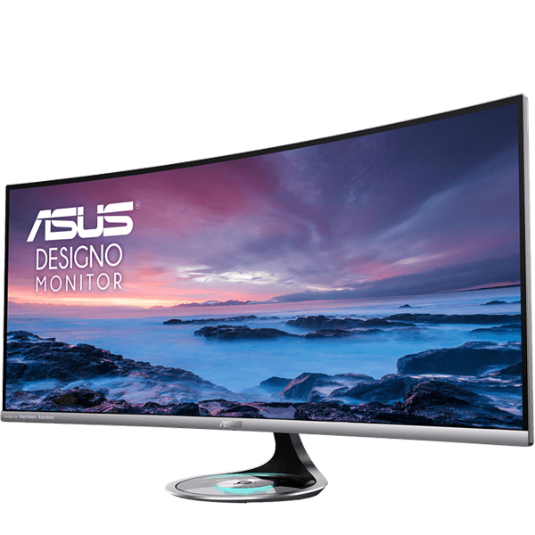 """ASUS Designo Curve MX38VC 38"""" 3840x1600 75Hz IPS Ultra-wide Curved Monitor-image"""