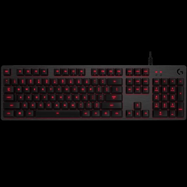 Logitech G413 Carbon Mechanical Backlit Gaming Keyboard-image
