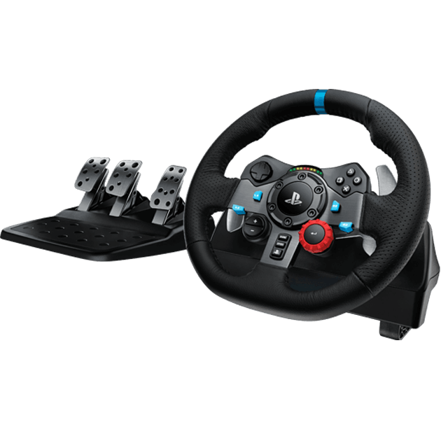 LOGITECH G29 DRIVING FORCE-image