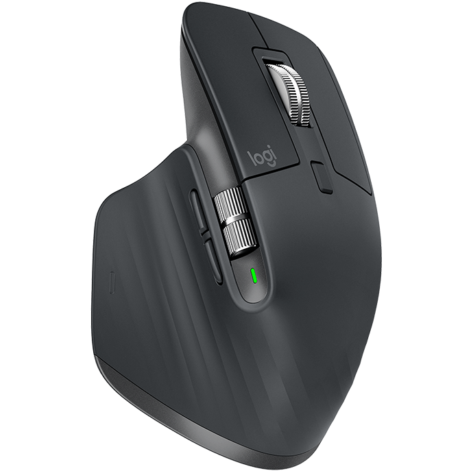LOGITECH MX MASTER 3 WIRELESS MOUSE-image