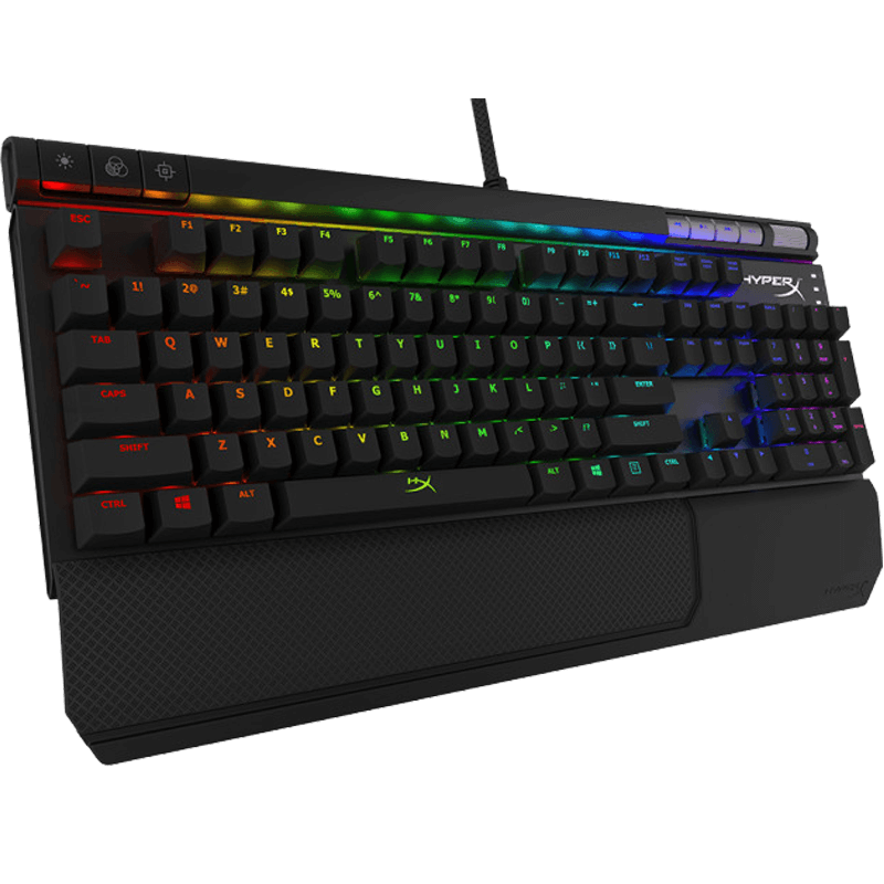 HyperX Alloy ELITE RGB Mechanical Gaming Keyboard-image