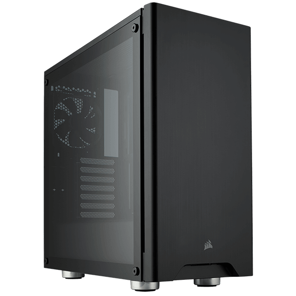 Corsair Carbide Series 275R Tempered Glass-image